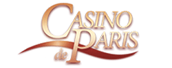 Logo Casino de Paris salle de spectacle