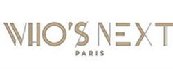 Logo Who's Next Paris Mode